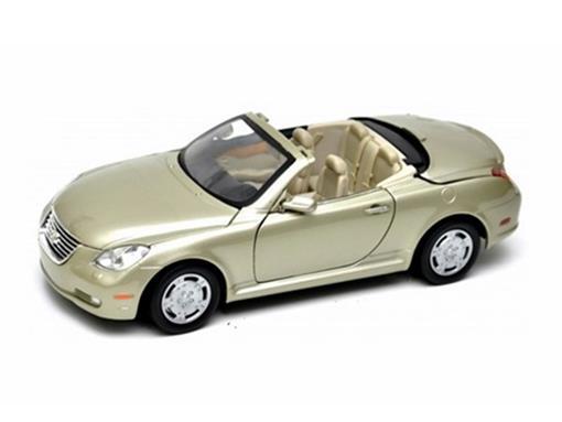 Lexus: SC430 (2002) - 1:18 - Motor Max