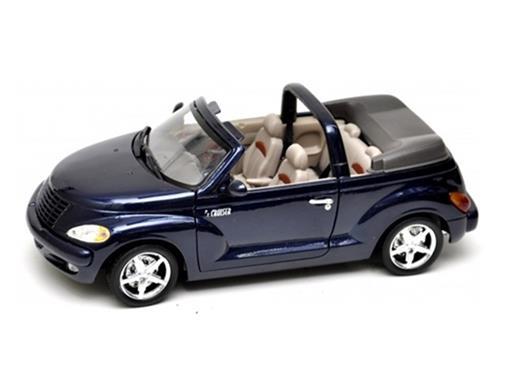 Chrysler: PT Cruiser Convertible Styling Study - 1:18 - Motor Max