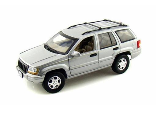 Jeep: Grand Cherokee - 1:18