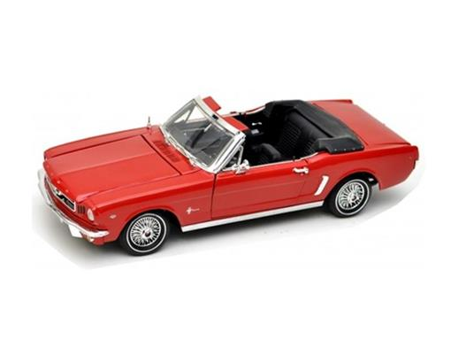 Ford: Mustang (1964) - 1:18