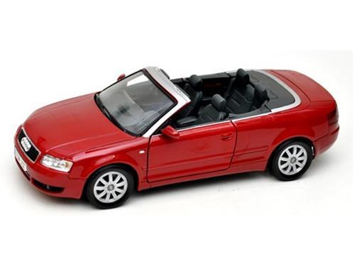 Audi: A4 Cabriolet (2004) - 1:18