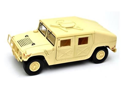 Hummer: Humvee (Armament/Tow Missile Carrier) - 1:18