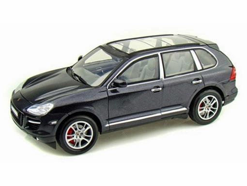 Porsche: Cayenne Turbo (2008)  - 1:18