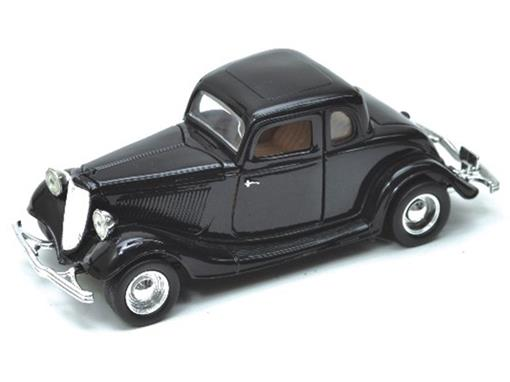 Ford: Coupe (1934) - 1:24