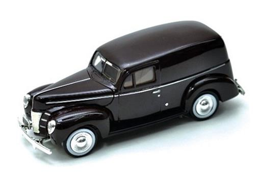 Ford: 1940 Sedan Delivery - 1:24