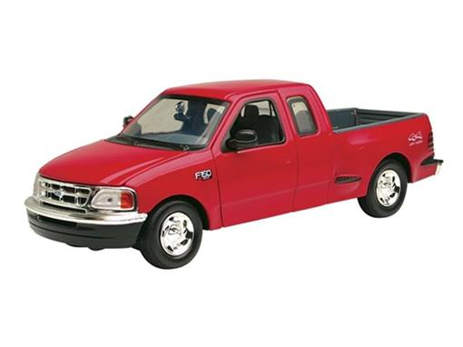 Ford: F-150 Flareside Supercab (2001) - 1:24