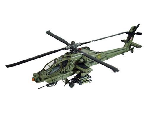 US Army: AH-64A Apache - (Kuwait, 1991) - 1:48