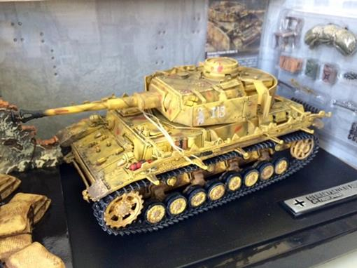 German Army: Panzer IV Ausf. G - (Kursk, 1943) - 1:32