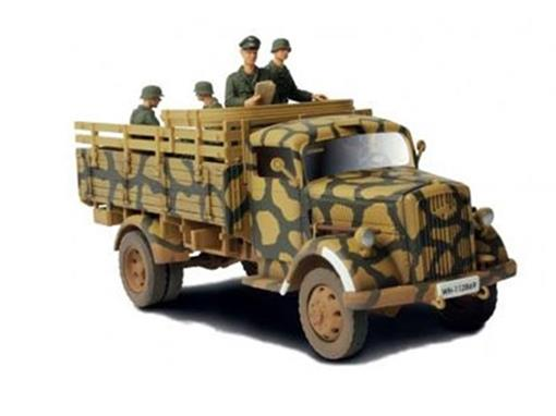 German Army: 3 Ton Cargo Truck - (1943-1944) - 1:32