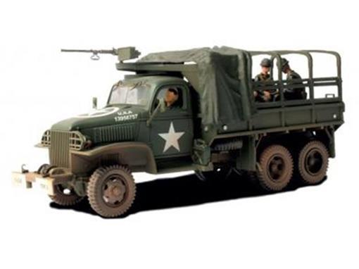 US Army: GMC 2 1/2 Ton Cargo Truck (1944) - 1:32