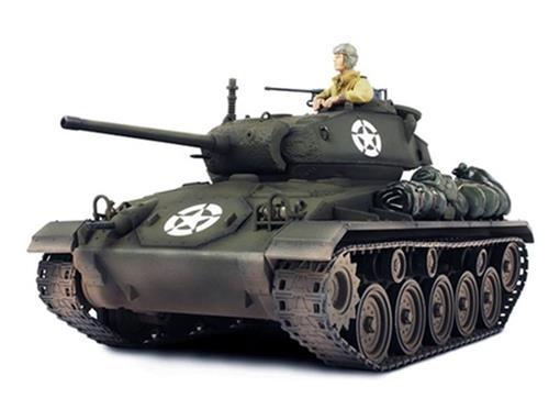 US Army: Cadillac M24 Chaffee - (France, 1945) - 1:32