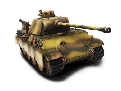 German Army: Panther Ausf. G - (Belgium, 1944) - 1:32