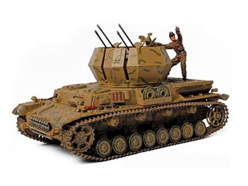 German Army: Flakpanzer IV Wirbelwind (Normandy, 1944) - 1:32