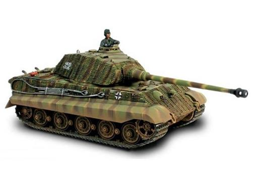 German Army: King Tiger - (France, 1944) - 1:32