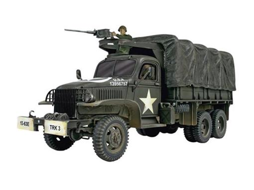 US Army: 2 1/2 Ton Cargo Truck - (Normandy, 1944) - 1:32