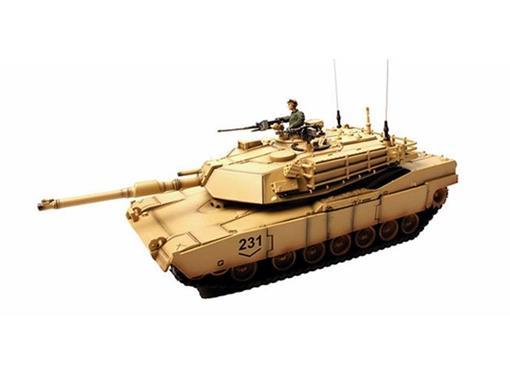 U.S. Army: M1A1 Abrams - (Iraq, 2003) - 1:32