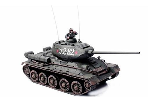 Russian Army: T-34/85 - (Czech Republic, 1945) - 1:32