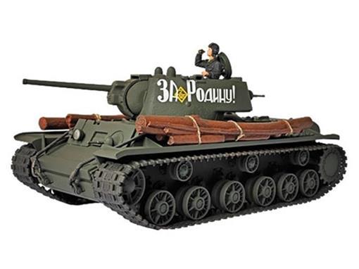 Russian Army: Heavy Tank KV-1 - (Eastern Front, 1942) - 1:32