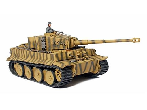 German Army: Tiger I - (Poland, 1944) - 1:32