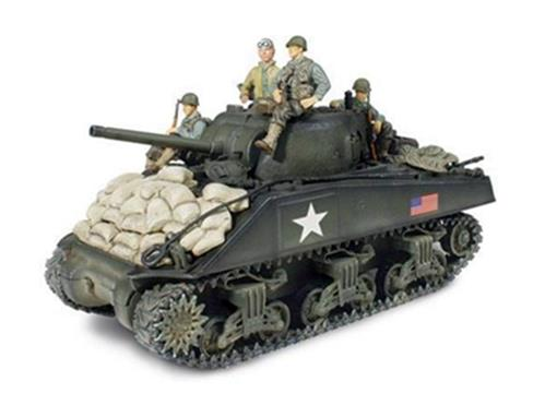 US Army: M4A3 Sherman - (Normandy, 1944) - 1:32