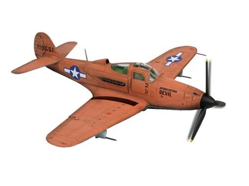 Bell: P-39Q Airacobra - (Makin Island, U.S. 1943) - 1:32