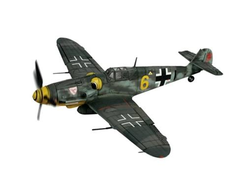 Messerschmitt: BF 109G-6 - (Germany, 1943) - 1:32