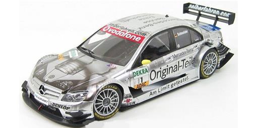Mercedes Benz: C-Klasse V8 #1 T Schneider - DTM 2007 - 1:18