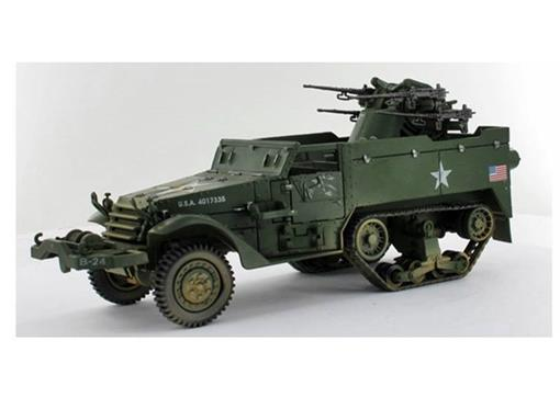 U.S. Army: M16 Multiple Gun Motor - (Normandy, 1944) - 1:32