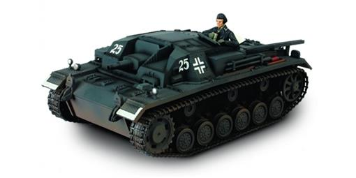 German Army: Sturmgeschutz III Ausf. B (1941) - 1:32