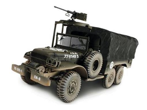 US Army: 6x6 1.5 Ton Cargo Truck (1945)