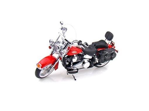 Harley Davidson: FLSTC Heritage Softail Classic (2010) - 1:12