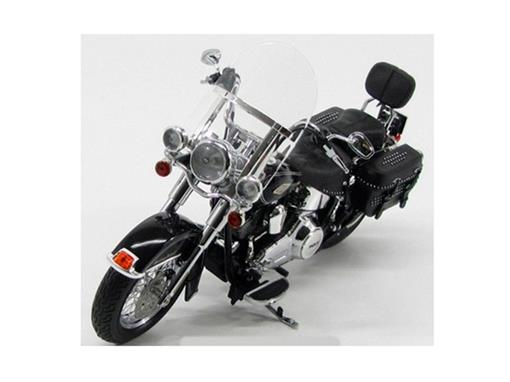 Harley Davidson: FLSTC Heritage Softail Classic (2012) - 1:12