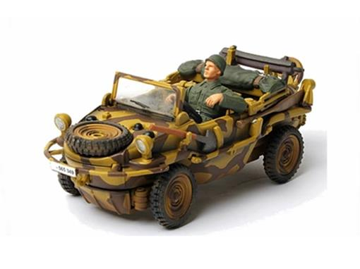 German Army: Schwimmwagen Type 165 (Normandy, 1944) - 1:32