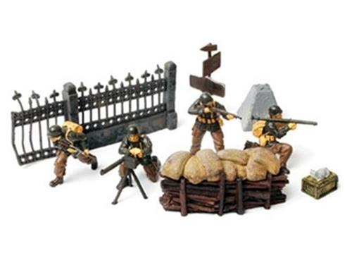 German Army: 1st Infantry Division - (Normandy, 1944) - 1:32