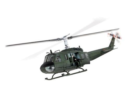 Bell: UH-1D Huey (Vietnam, 1968) - 1:48