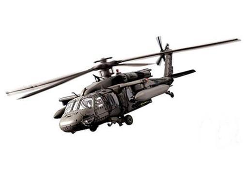 Sikorsky: UH-60L Black Hawk (Baghdad, Iraq 2003) - 1:48