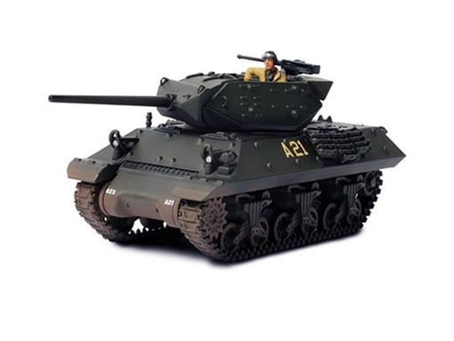 US Army: Tanque M10 Tank Destroyer - (Normandy, 1944) - 1:72 - Forces Of Valor