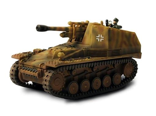 German Army: Tanque Self-Propelled Howitzer Wespe (1944) - 1:72