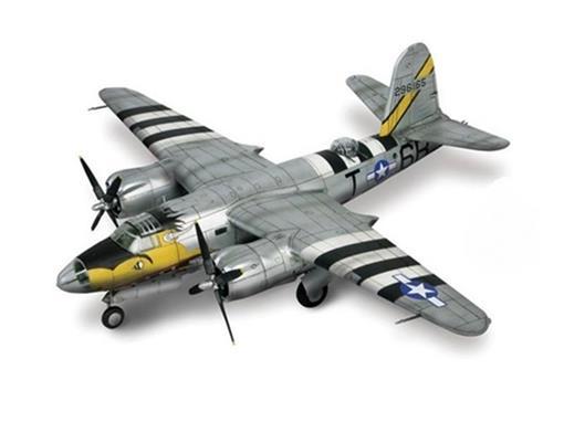 Martin: U.S B-26B Marauder (France, 1944) - 1:72