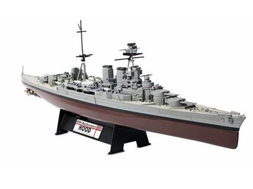 Royal Navy: HMS Battlecruiser Hood - (May, 1941) - 1:700