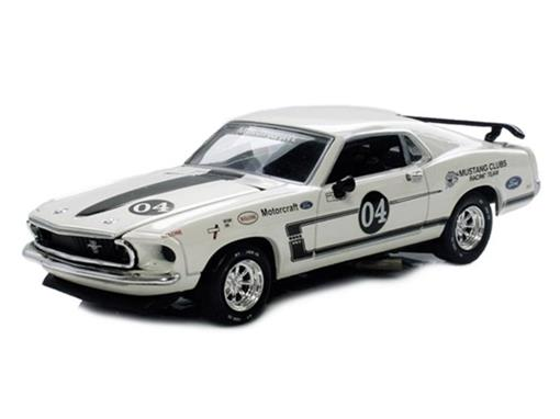 Ford: Mustang 302 Racer (1969) - 1:38