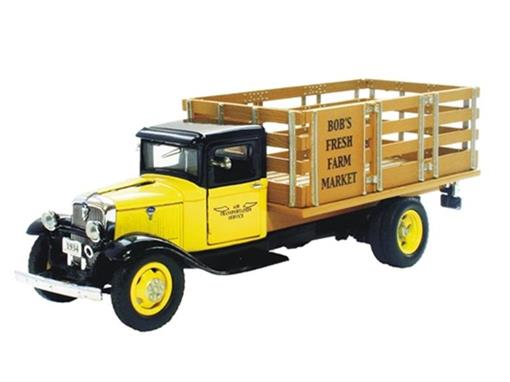 Ford: BB-157 Stake Bed Truck (1934) - 1:43