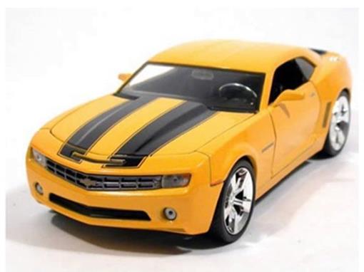 Chevrolet: Camaro Concept (2006) - Bumble Bee - 1:24