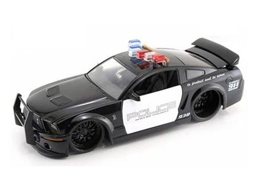 Ford: Shelby GT500 (2007) - Policia - 1:24
