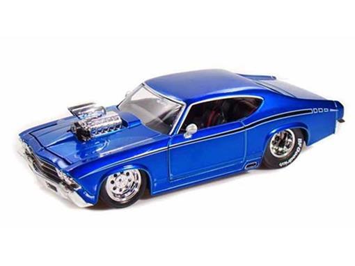 Chevrolet: Chevelle SS (1969) - 1:24