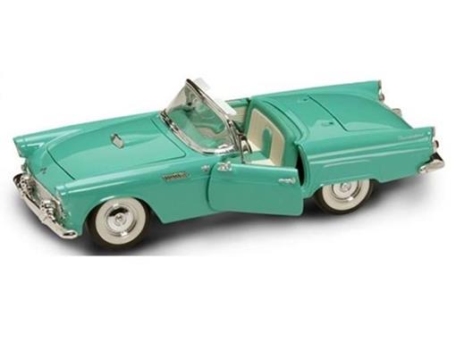 Ford: Thunderbird (1955) - 1:18 - Yat Ming