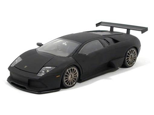 Lamborghini: Murcielago LP640 - Preta - 1:24