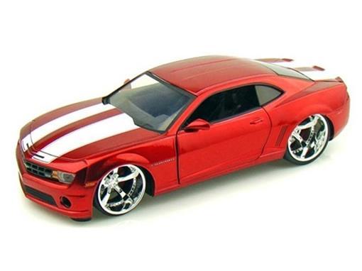 Chevrolet: Camaro SS (2010) - Vermelho - 1:24