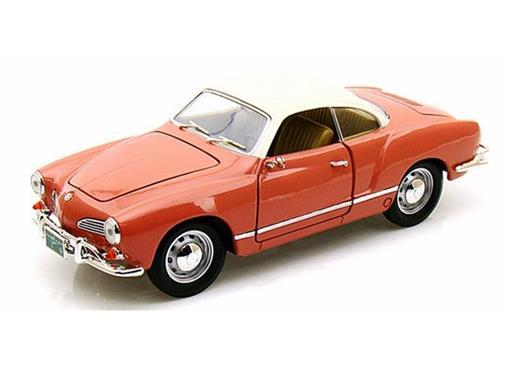 Volkswagen: Karmann Ghia (1966) - 1:18