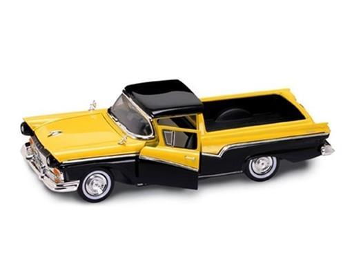 Ford: Ranchero (1957) - 1:18